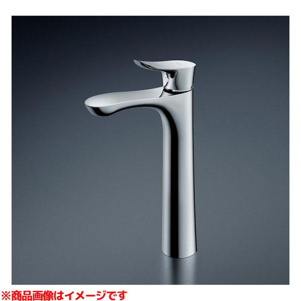 【TLG01308JA】 《TKF》 TOTO 台付シングル混合水栓(エコシングル) 一般 ωγ0