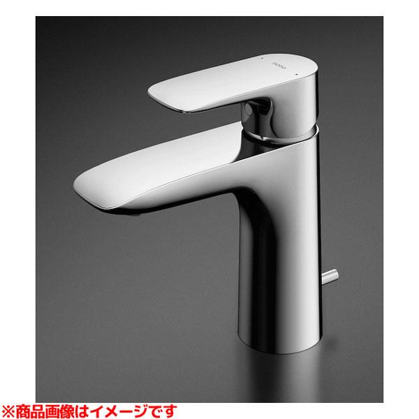 【TLG04302JA】 《TKF》 TOTO 台付シングル混合水栓(エコシングル、ワンプッシュ、共用) ωγ0
