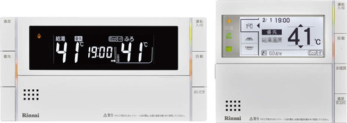 【MBC-300VCF】 《TKF》 リンナイ 浴室・台所用セットリモコン インターホン機能付き 床暖房対応 ωα0
