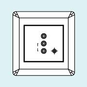 【DSJ-1200】 《TKF》 リンナイ 浴室テレビ専用オプション ωα0