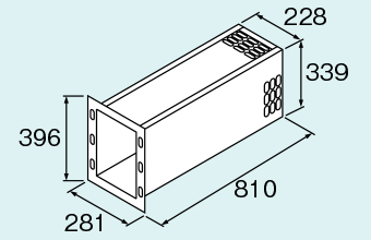【HL-AAD1650】 《TKF》 リンナイ 壁貫通タイプ関連部材 ωα0