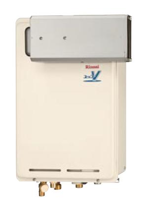 【RUJ-V1601A(A)-E】 《TKF》 リンナイ 高温水供給式 アルコープ設置型 ωβ0