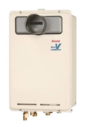 【RUJ-V1611T(A)-E】 《TKF》 リンナイ 高温水供給式 PS扉内設置型/PS延長前排気型 ωβ0