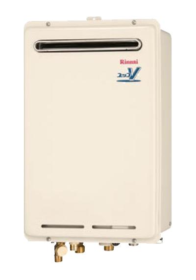 【RUJ-V1601W(A)-E】 《TKF》 リンナイ 高温水供給式 屋外壁掛型 ωβ0