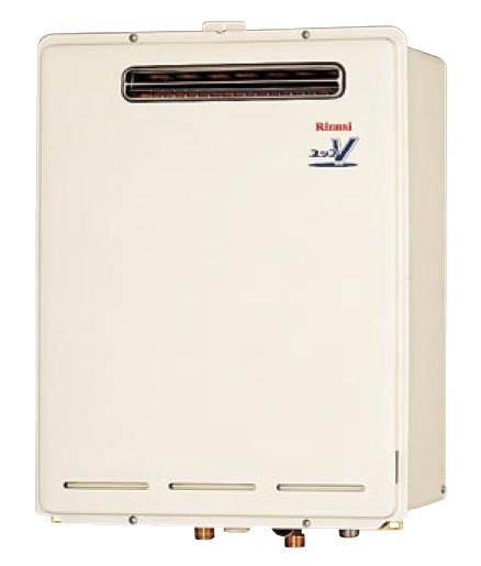 【RUXC-V3201W】 《TKF》 リンナイ 業務用給湯器 屋外壁掛型 ωα0