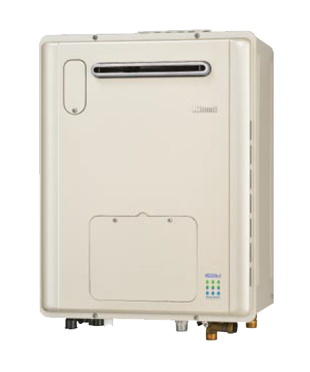 【RVD-E2001AW2-1(A)】 《TKF》 リンナイ ガス給湯暖房用熱源機 屋外壁掛型 床暖房4系統熱動弁外付 フルオート ωα0