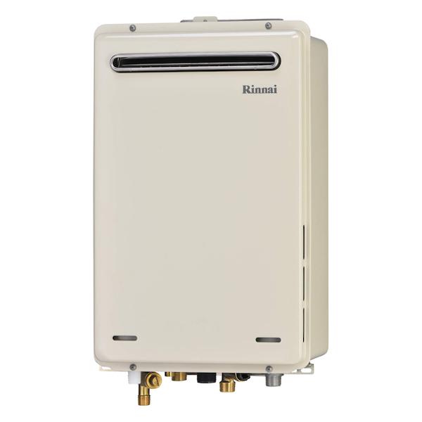 【RUJ-A2400W】 《TKF》 リンナイ 高温水供給式ガス給湯器 24号 屋外壁掛型 従来型 ωα0