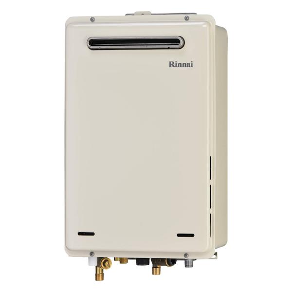 【RUJ-A2010W】 《TKF》 リンナイ 高温水供給式ガス給湯器 20号 屋外壁掛型 従来型 ωα0