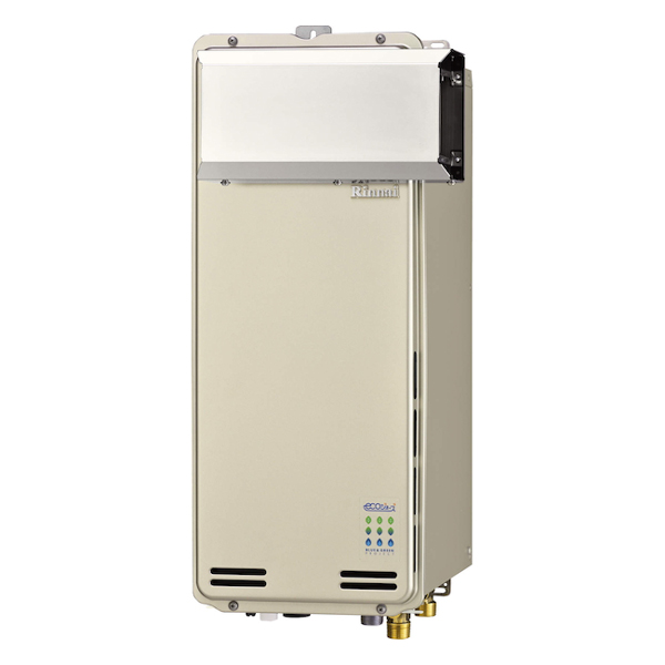 【RUF-SE1605AA】 《TKF》 リンナイ ガスふろ給湯器 16号 アルコーブ設置型 エコジョーズ フルオート スリムタイプ ωα0