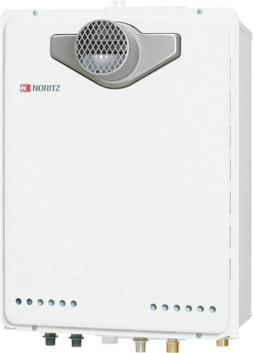 【GT-2460AWX-TF BL】 《TKF》 ノーリツ ガスふろ給湯器 24号 フルオート 超高層用 屋外壁掛形 〔GT-2450AWX-TF-2 BL 後継品〕 ωα0