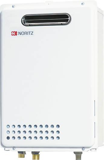 【GQ-1037W】 《TKF》 ノーリツ ガス給湯器 給湯専用 屋外壁掛形 ωα0