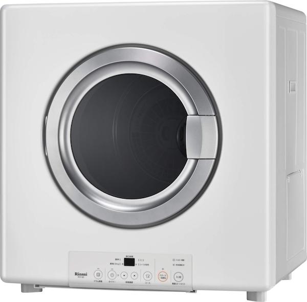 RDT-80 《TKF》 リンナイ ガス衣類乾燥機 乾太くん ガスコード接続タイプ 高品質新品 スタンダード 超特価SALE開催 ωα1 左右可変ドア 8.0kg