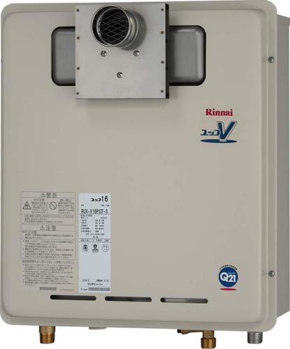 【RUX-V16PST-S】 《TKF》 リンナイ ガス給湯器 RUX-V16PS [23-1007] ωα0