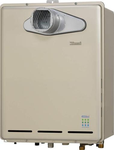 通販 激安 RUF-EP2401SAT A 《TKF》 リンナイ 卓出 ガスふろ給湯器 24号 PS扉内設置型 オート ωα0 前排気 エコジョーズ
