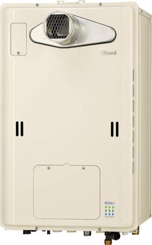【RUH-E2403T2-1】 《TKF》 リンナイ ガス給湯暖房熱源機 24号 PS扉内設置型/前排気 エコジョーズ フルオート ωα0
