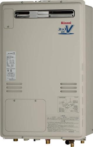 <title>RUH-V1613A A 《TKF》 驚きの価格が実現 リンナイ ガス給湯暖房熱源機 16号 アルコーブ設置型 従来型 フルオート ωα0</title>