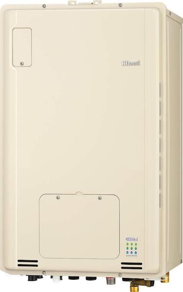 【RUFH-E2406SAB2-6】 《TKF》 リンナイ ガスふろ給湯暖房熱源機 24号 PS扉内後方排気型 エコジョーズ オート ωα0