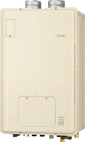 【RUFH-E2406SAF2-6】 《TKF》 リンナイ ガスふろ給湯暖房熱源機 24号 PS扉内給排気延長型 エコジョーズ オート ωα0
