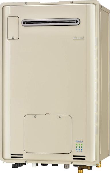 【RUFH-E2406AW2-1】 《TKF》 リンナイ ガスふろ給湯暖房熱源機 24号 屋外壁掛型 エコジョーズ フルオート ωα0
