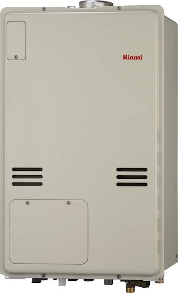 【RUFH-A2400AU2-1】 《TKF》 リンナイ ガスふろ給湯暖房熱源機 24号 PS扉内上方排気型 従来型 フルオート ωα0