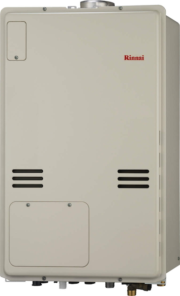 【RUFH-A2400AU2-3】 《TKF》 リンナイ ガスふろ給湯暖房熱源機 24号 PS扉内上方排気型 従来型 フルオート ωα0