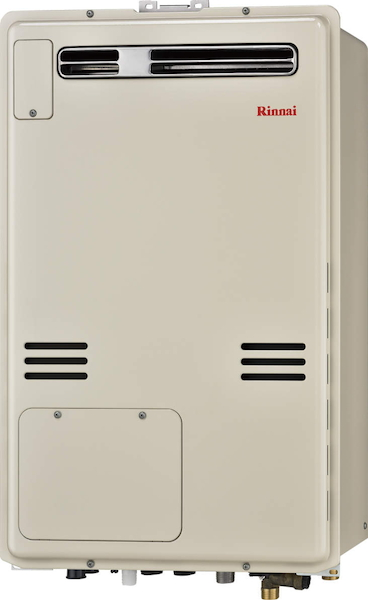 ☆最安値に挑戦 RUFH-A2400AW2-6 《TKF》 リンナイ 実物 ガスふろ給湯暖房熱源機 24号 屋外壁掛型 従来型 ωα0 フルオート
