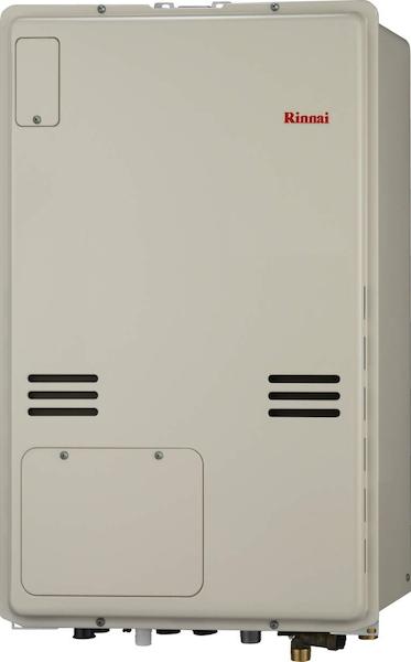 【RUFH-A2400AB2-6】 《TKF》 リンナイ ガスふろ給湯暖房熱源機 24号 PS扉内後方排気型 従来型 フルオート ωα0