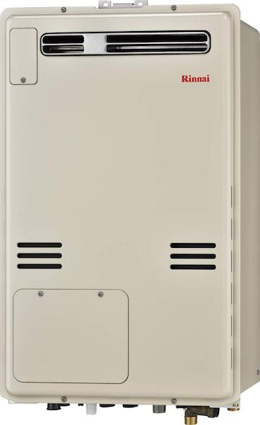【RUFH-A1610AW2-1】 《TKF》 リンナイ ガスふろ給湯暖房熱源機 16号 屋外壁掛型 従来型 フルオート ωα0