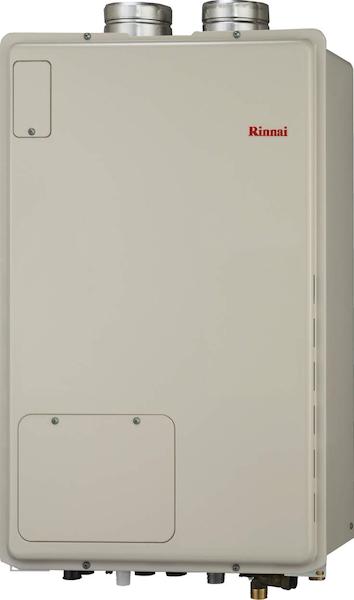 【RUFH-A1610SAF】 《TKF》 リンナイ ガスふろ給湯暖房熱源機 16号 PS扉内給排気延長型 従来型 オート ωα0