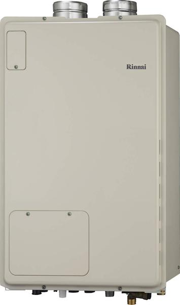 【RUFH-A2400AFF2-1】 《TKF》 リンナイ ガスふろ給湯暖房熱源機 24号 PS扉内給排気延長型 従来型 フルオート ωα0