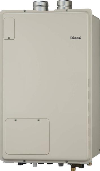 【RUFH-A1610AFF2-1H】 《TKF》 リンナイ ガスふろ給湯暖房熱源機 16号 PS扉内給排気延長型 従来型 フルオート ωα0