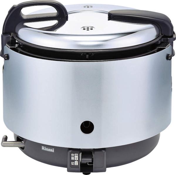 【RR-S15VNS】 《TKF》 リンナイ 業務用炊飯器 ωα0