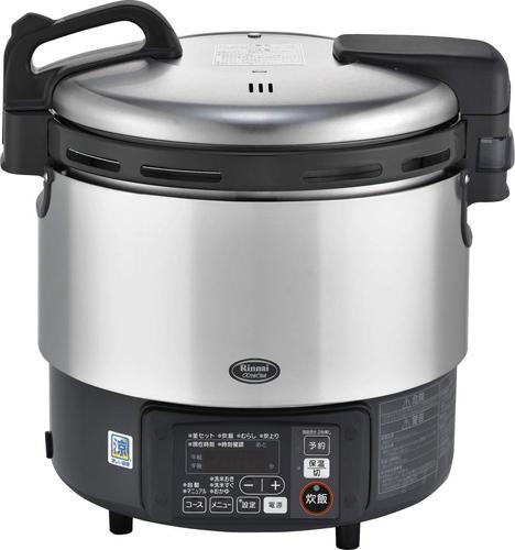 【RR-S200GV】 《TKF》 リンナイ 業務用ガス炊飯器 卓上型 4.0L ωα0