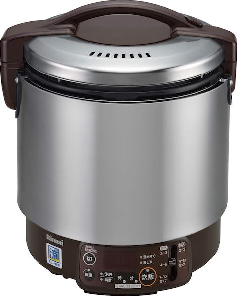 【RR-S100VMT】 《TKF》 リンナイ 業務用ガス炊飯器 卓上型 1.8L ωα0