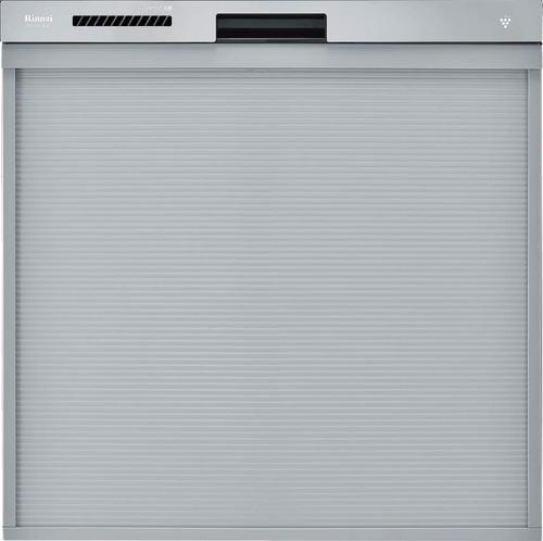 【RKW-404LP】 《TKF》 リンナイ 食器洗い乾燥機 ハイグレード 標準スライドオープン 幅45cm 化粧パネル対応 ωα1