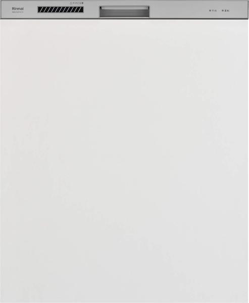 【RKW-D401AM-SV】 《TKF》 リンナイ 食器洗い乾燥機 幅45cm ωα1