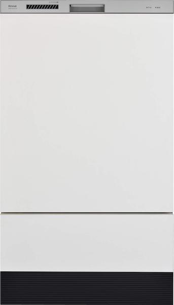 【RKW-SD401AM-SV】 《TKF》 リンナイ 食器洗い乾燥機 幅45cm ωα1
