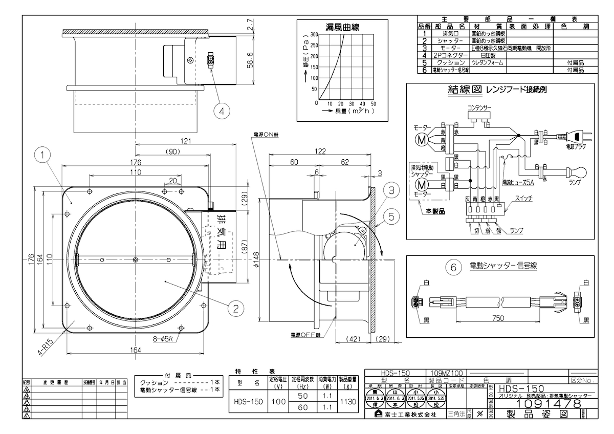 【HDS-150】 《TKF》 リンナイ 電動密閉式シャッター ωα0