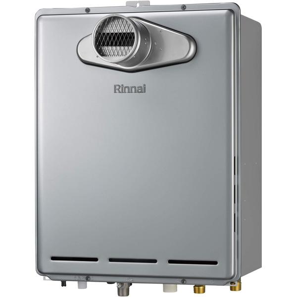 【RUF-E1616AT】 《TKF》 リンナイ ガスふろ給湯器 16号 PS扉内設置型/前排気 エコジョーズ フルオート ωα0