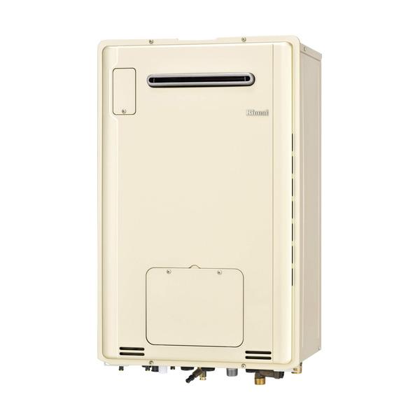 【RUFH-E2405AW2-3G(A)】 《TKF》 リンナイ ガスふろ給湯暖房熱源機 24号 屋外壁掛型 エコジョーズ フルオート ωα0