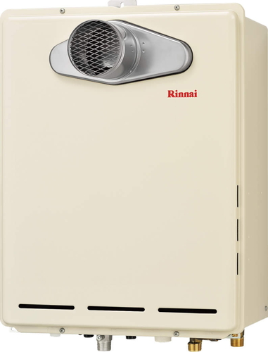 【RUF-A1605AT(A)】 《TKF》 リンナイ ガス給湯器 16号 PS扉内設置/PS前排気型 フルオート ωβ0