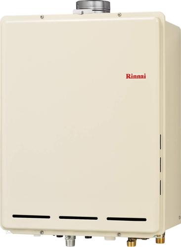 【RUF-A1615AU(A)】 《TKF》 リンナイ ガス給湯器 16号 PS扉内上方排気型 フルオート ωβ0