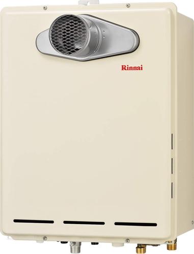 【RUF-A2005AT-L(A)】 《TKF》 リンナイ ガス給湯器 20号 PS扉内設置/PS延長前排気型 フルオート ωβ0