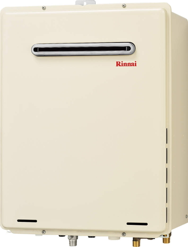 【RUF-A2405SAW(A)-JE】 《TKF》 リンナイ ガス給湯器 24号 塩害仕様 屋外壁掛型 オート ωβ0