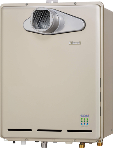 【RUF-E1605AT(A)】 《TKF》 リンナイ ガスふろ給湯器 16号 PS扉内設置型/PS前排気型 フルオート 〔RUF-E1605AT 後継品〕 ωα0