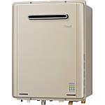 【RUF-E1605SAW(A)-TN】 《TKF》 リンナイ ガス給湯器 16号 エコジョーズ 屋外壁掛型 オート 準寒冷地向け ωα0