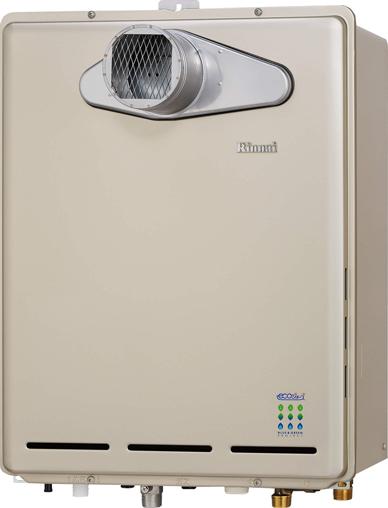 【RUF-E1615SAT(A)】 《TKF》 リンナイ ガスふろ給湯器 16号 PS扉内設置型/PS前排気型 オート 〔RUF-E1615SAT 後継品〕 ωα0