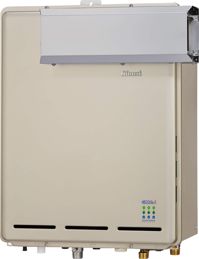 【RUF-E2405AA(A)】 《TKF》 リンナイ ガスふろ給湯器 24号 アルコープ設置型 フルオート 〔RUF-E2405AA 後継品〕 ωα0