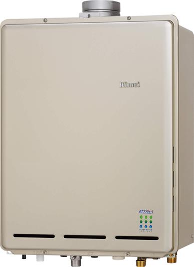 【RUF-E2405AU(A)】 《TKF》 リンナイ ガスふろ給湯器 24号 PS扉内上方排気型 フルオート 〔RUF-E2405AU 後継品〕 ωα0