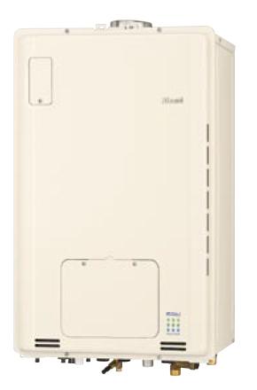 【RUFH-E1615AU2-3(A)】 《TKF》 リンナイ ガス給湯器 16号 ガス給湯器暖房用熱源機 エコジョーズ PS扉内上方排気型 フルオートタイプ ωα0